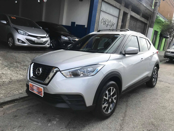 Nissan Kicks 1.6 16v S Aut.(direct) 5p 2018