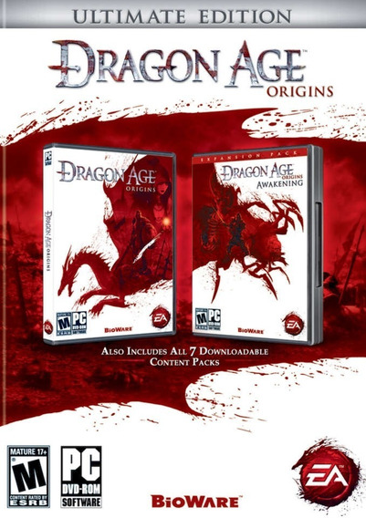 Dragon Age: Origins - Pc Mídia Digital