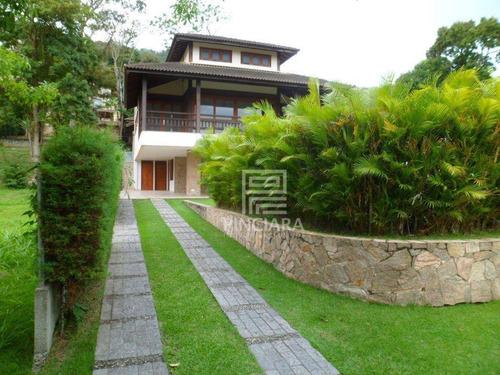 Imagem 1 de 17 de Ubá Floresta Casa Com 5 Quartos À Venda, 360 M² Por R$ 1.490.000 - Engenho Do Mato - Niterói/rj - Ca0004