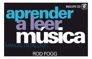 Aprender A Leer Música - Rod Fogg - Ed. Acanto