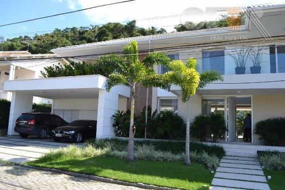 Casa Com 5 Dormitórios À Venda, 770 M² Por R$ 6.650.000 - Camboinhas - Niterói/rj - Ca0353