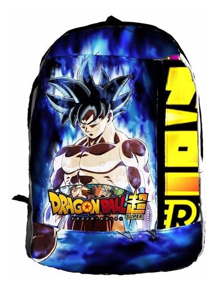 Mochila 14´´ Dragon Ball Super - Goku Vegeta Dbz