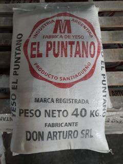 Yeso El Puntano 40 Kg