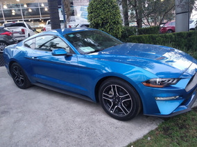 Ford Mustang Ecoboost At 2.3l 2019 Nuevo