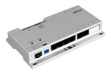 Dahua Vtns1060a- Switch Poe Con Protocolo Dahua / Cat 5e/ 24