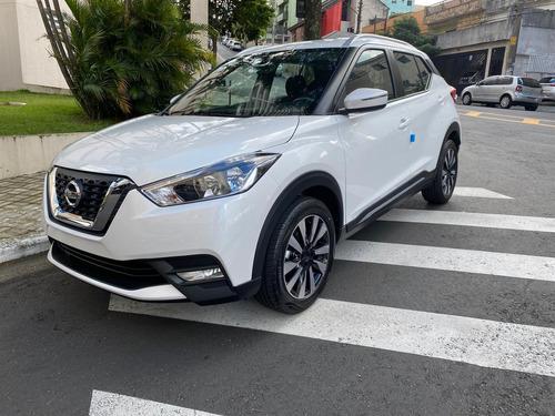 Nissan Kicks Sv Automático 21 Okm Pronta Entrega