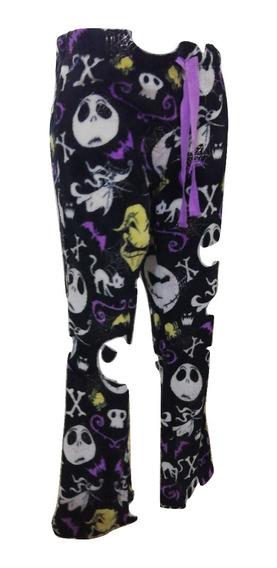 Pantalón De Pijama Jack Color Negro T-s (4-6) Pi2