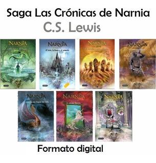 Las Cronicas De Narnia C. S. Lewis 7 Libros