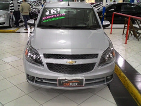 Chevrolet Agile 1.4 Ltz 2013 Completo Aceita Troca