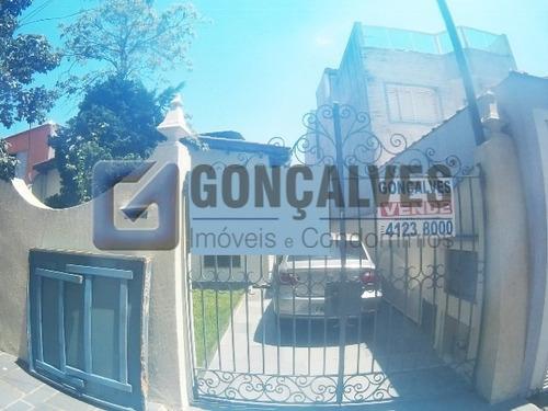 Venda Casa Sao Bernardo Do Campo Vila Euclides Ref: 138683 - 1033-1-138683