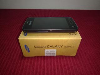 Smartphone Samsung Young 2 (batería Con Poca Vida)