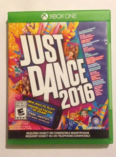 Just Dance 2016 Xbox One Play Magic
