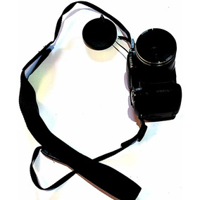 Câmera Digital Com Os Acessórios