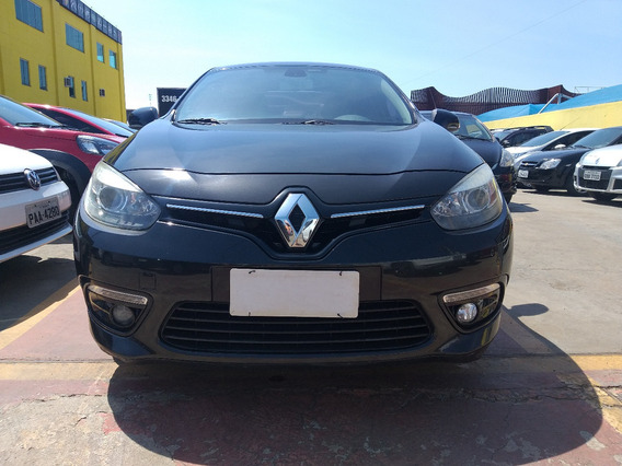 Renault Fluence 2015 Manual 2.0 Dinamique Completo Couro