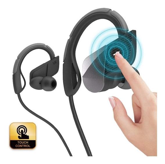 Audifonos Deportivos Bluetooth Tactil Resistentes Al Sudor