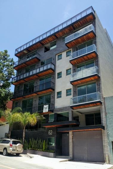 Pent House De Lujo En Edificio Nuevo!!