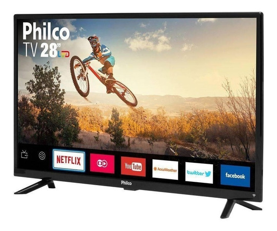 Smart Tv Philco 28 Led Hd Ptv28g50sn