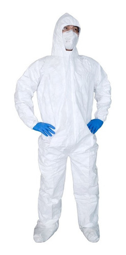 Overol De Protección Covergear® Traje De Aislamiento Médico