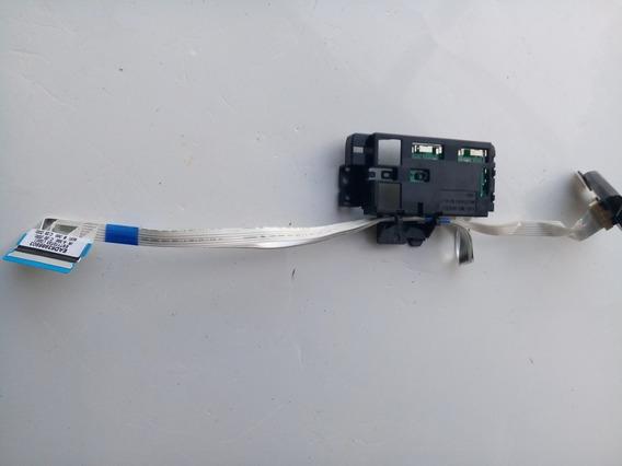 Botão Power Módulo Wifi Sensor Tv Lg 55lj5550