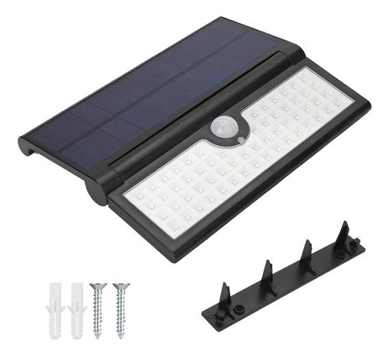 Led Solar Alimentado Luz Da Lâmpada Ao Ar Livre Sensor À Pro
