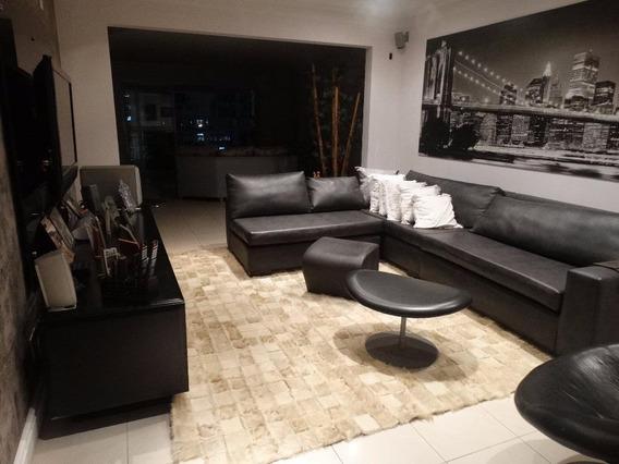 Apartamento À Venda, 199 M² Por R$ 1.600.000,00 - Ponta Da Praia - Santos/sp - Ap1762