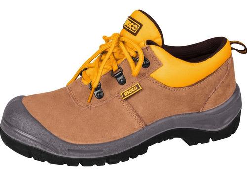 Zapato Bajo C Puntera De Seguridad 39-45 Ingco