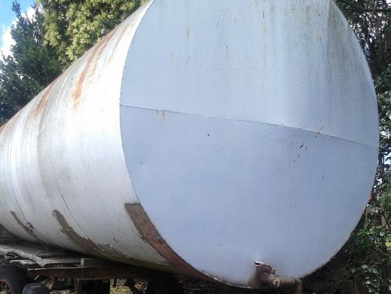 Tanque Deposito Cisterna Aéreo Para Combustible De 28000 Lts