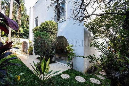Imagem 1 de 15 de Casa - Alto De Pinheiros - Ref: 116722 - V-116722