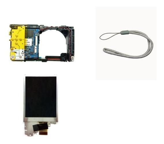 Kit Câmera Sony Dsc-w800 Peça Reposição