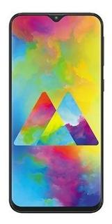 Samsung Galaxy M20 32gb 4g Lte Char. Black 6.3in 13mp