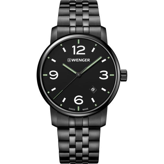Relógio De Pulso Suíço Wenger Urban Classic 42mm 01.1741.119