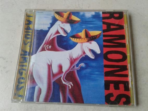 Ramones - Adios Amigos Cd Japón