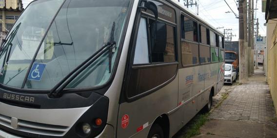 Volkswagem Busscar Microbuss
