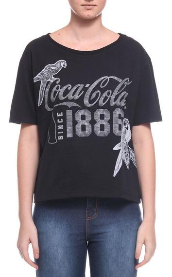 Camiseta Coca-cola Original C/ Aroma Manga Curta 343202347