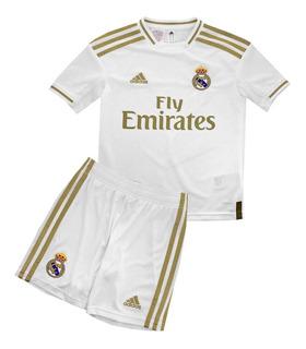 Uniforme Niño Real Madrid 2020 adidas