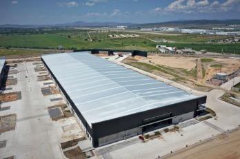 Imagen 1 de 4 de Colón Querétaro  Bodega Industrial En Renta