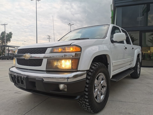Imagen 1 de 15 de Chevrolet Colorado 2012 B L5 Aa Ee Doble Cabina 4x4 At