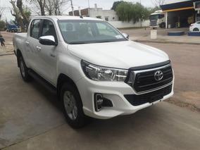 Toyota Hilux Sr 2.4 D Nuevo Modelo...!!!!!