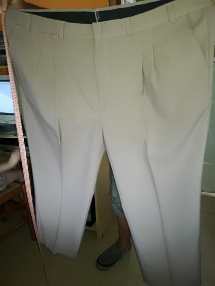 3 Pantalones De Vestir Hombre