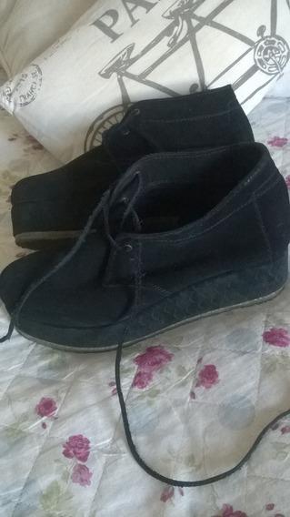 Zapatos Botitas Nazaira N.39