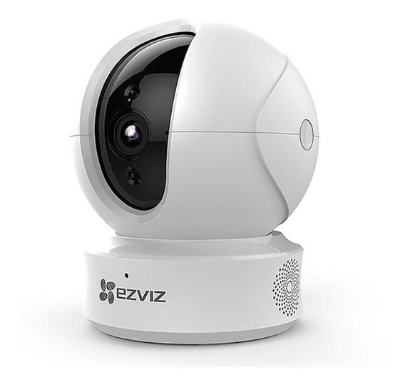 Camara Ezviz C6cn Wifi Hd Visión De 340º Con Movimiento