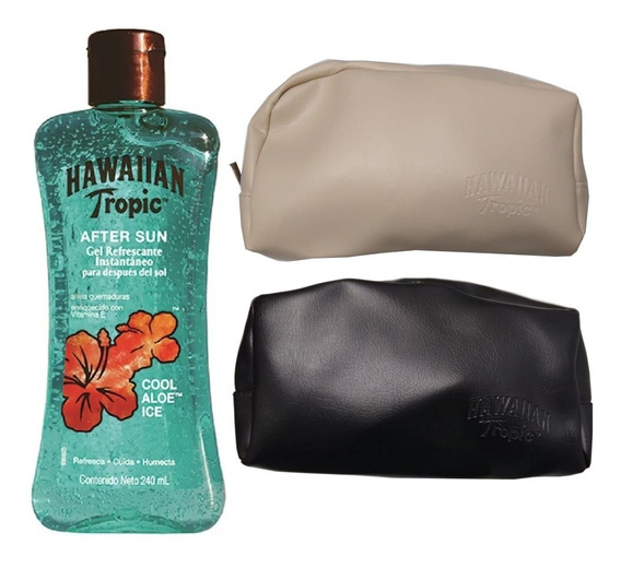 Gel Post Solar Hawaiian Tropic Cool Ice Refrescante Aloe 240