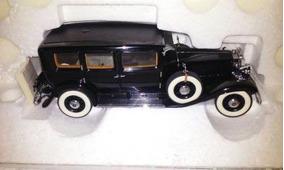 Modelo Franklin Mint Cadilac Sedan Imperial Al Capone