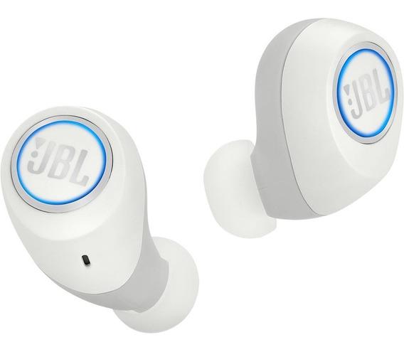 Fone De Ouvido Bluetooth Jbl In-ear Free X Ipx5 1 Ano Gar
