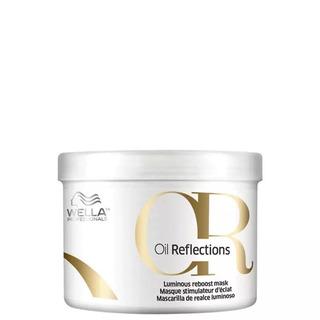 Wella Máscara Oil Reflections Luminous Reboost 500ml