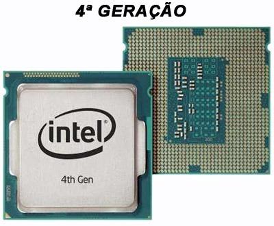 Processador 4ª Geração Core I5 4570 Lga 1150 (100%)