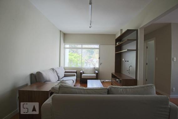Apartamento No 3º Andar Mobiliado Com 1 Dormitório - Id: 892962470 - 262470