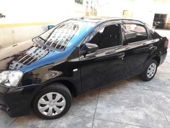 Toyota Etios 1.5 16v Xs 4p 2014