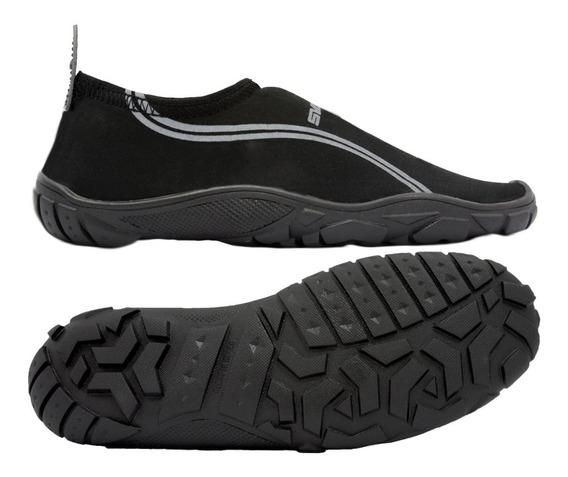 Zapatos Acuaticos Svago Negro Unisex +envío Gratis
