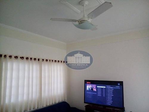 Imagem 1 de 15 de Casa Residencial À Venda, Conjunto Habitacional Hilda Mandarino, Araçatuba. - Ca0675